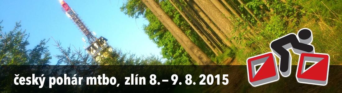 ČP MTBO 8.-9.8.2015 Zlín